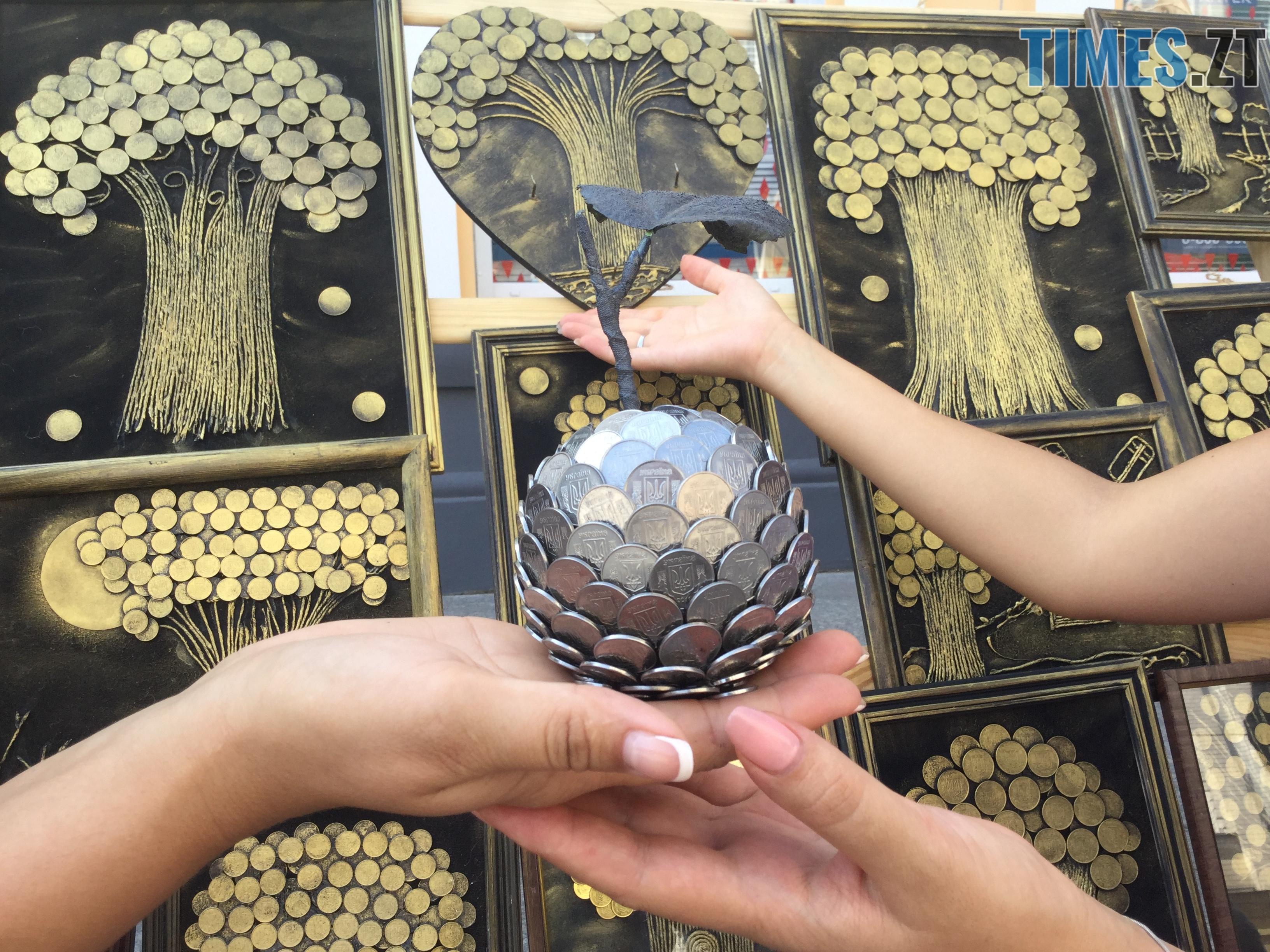 AB92C4D3 91EF 4F35 9D1B 0D0B43461F74 - Фотозони, майстер-класи та безліч цікавих локації: житомиряни святкують День Незалежності (ФОТО)