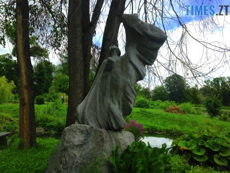 IMG 5072 - Туристична Житомирщина: парк кам'яних скульптур у Коростишеві (ФОТО)