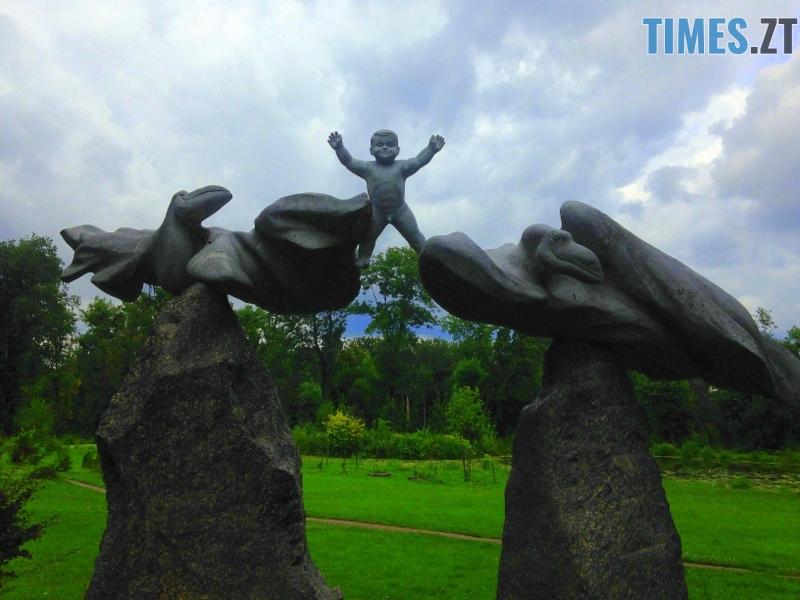 IMG 5078 - Туристична Житомирщина: парк кам'яних скульптур у Коростишеві (ФОТО)