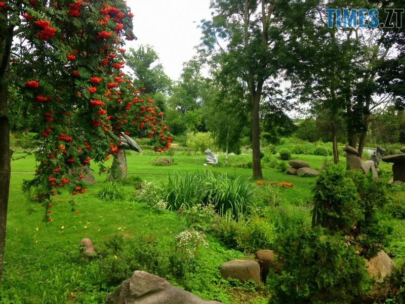 IMG 5085 - Туристична Житомирщина: парк кам'яних скульптур у Коростишеві (ФОТО)