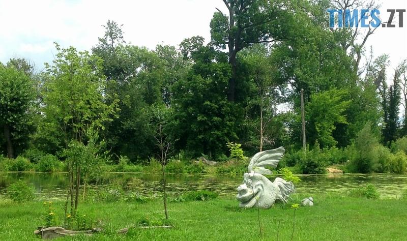 IMG 5086 - Туристична Житомирщина: парк кам'яних скульптур у Коростишеві (ФОТО)