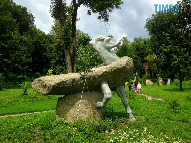 IMG 5089 - Туристична Житомирщина: парк кам'яних скульптур у Коростишеві (ФОТО)