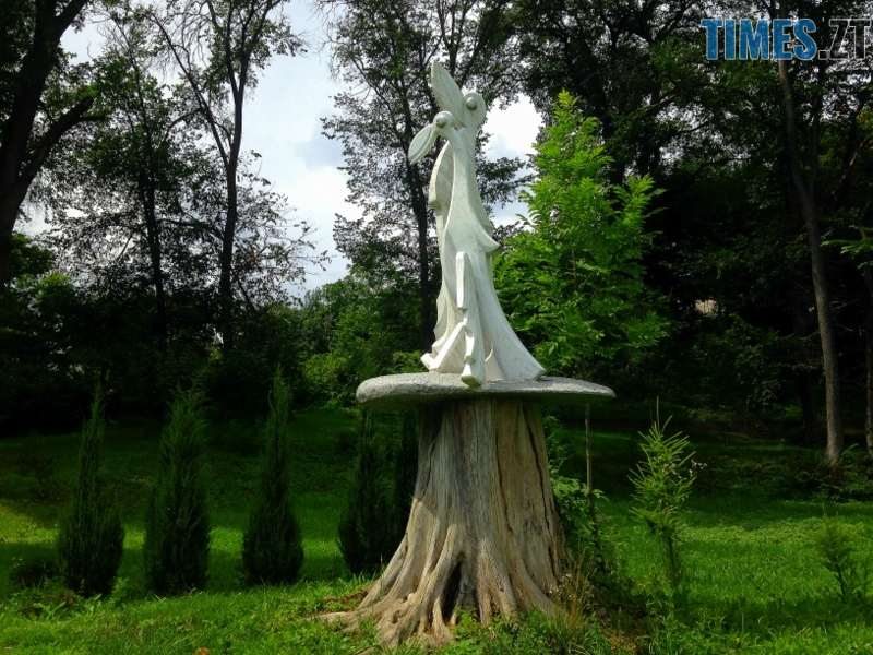 IMG 5090 - Туристична Житомирщина: парк кам'яних скульптур у Коростишеві (ФОТО)