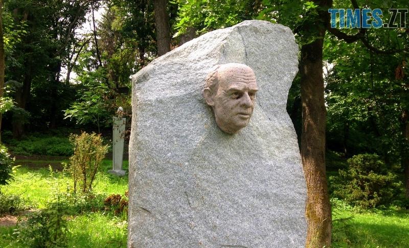 IMG 5099 - Туристична Житомирщина: парк кам'яних скульптур у Коростишеві (ФОТО)