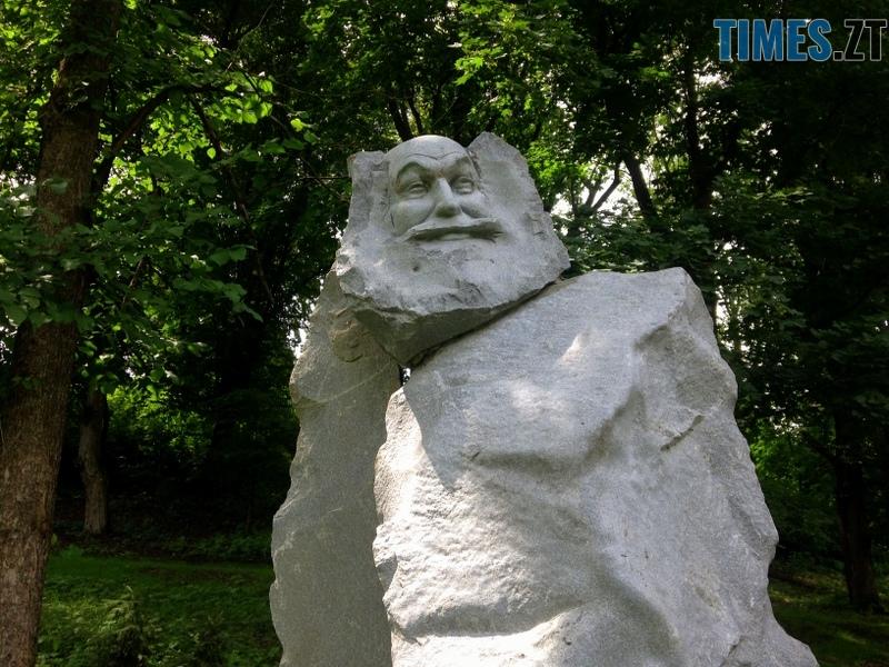 IMG 5106 - Туристична Житомирщина: парк кам'яних скульптур у Коростишеві (ФОТО)