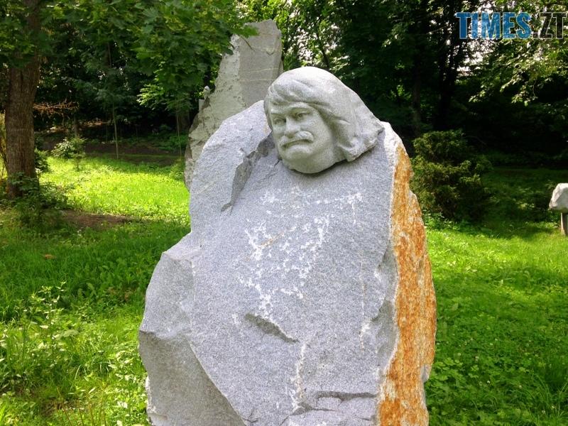 IMG 5109 - Туристична Житомирщина: парк кам'яних скульптур у Коростишеві (ФОТО)