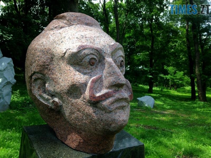 IMG 5111 - Туристична Житомирщина: парк кам'яних скульптур у Коростишеві (ФОТО)