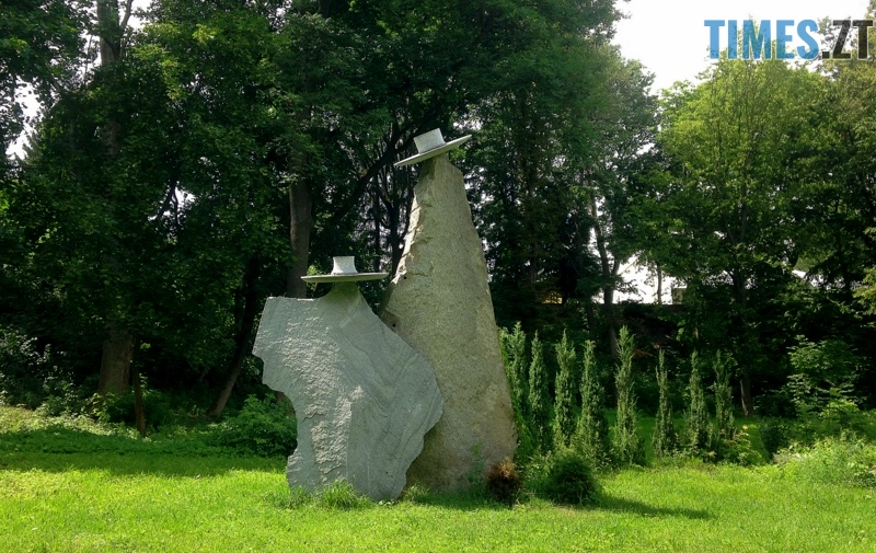 IMG 5122 - Туристична Житомирщина: парк кам'яних скульптур у Коростишеві (ФОТО)