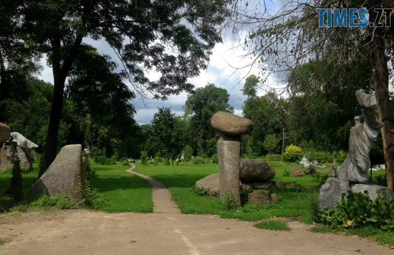 IMG 5176 - Туристична Житомирщина: парк кам'яних скульптур у Коростишеві (ФОТО)