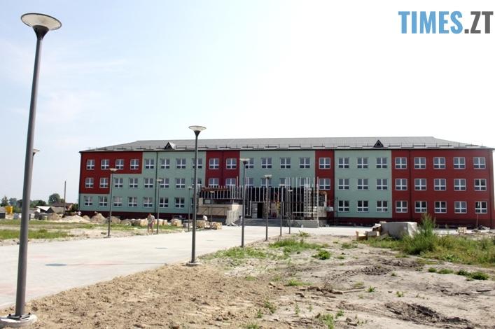Radovel 1508 1 - В Олевському районі створили ліцей, який відповідає всім вимогам нового освітнього простору (ФОТО)