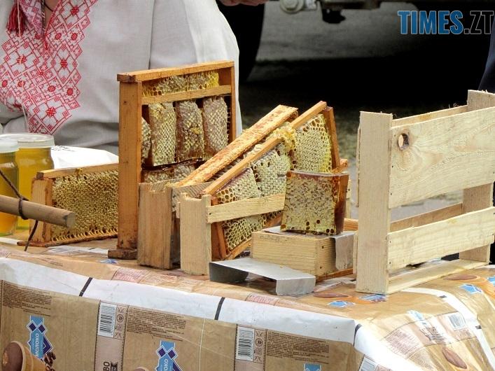 med 18 - Вперше за 10 років у Житомирі відбувся обласний ярмарок меду (ФОТО)