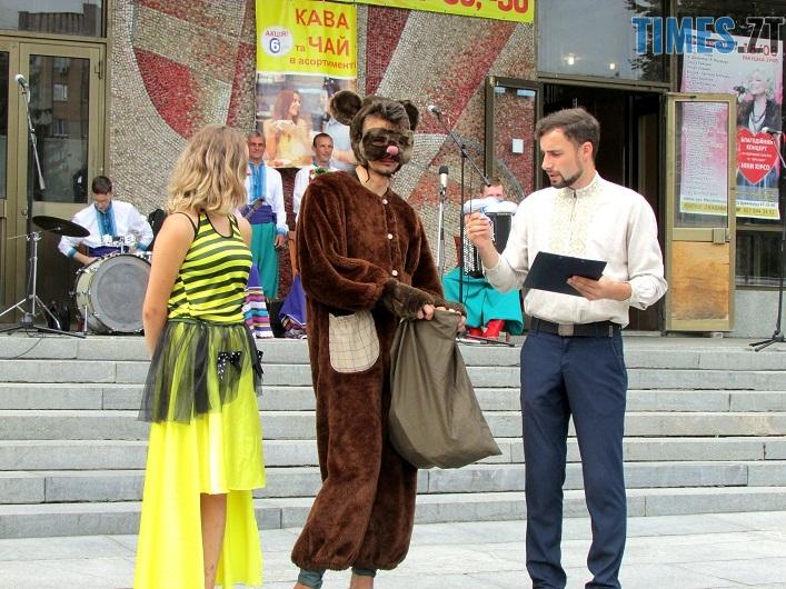 med 21 - Вперше за 10 років у Житомирі відбувся обласний ярмарок меду (ФОТО)