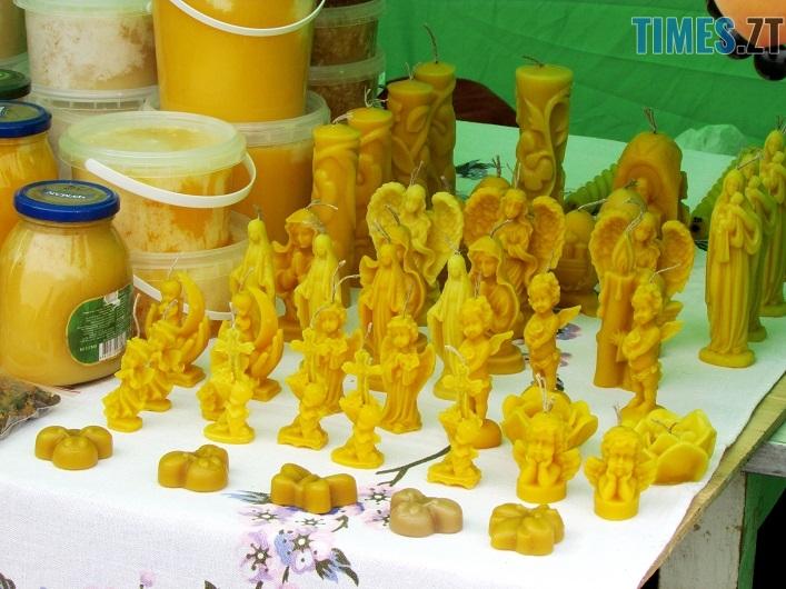 med 7 - Вперше за 10 років у Житомирі відбувся обласний ярмарок меду (ФОТО)