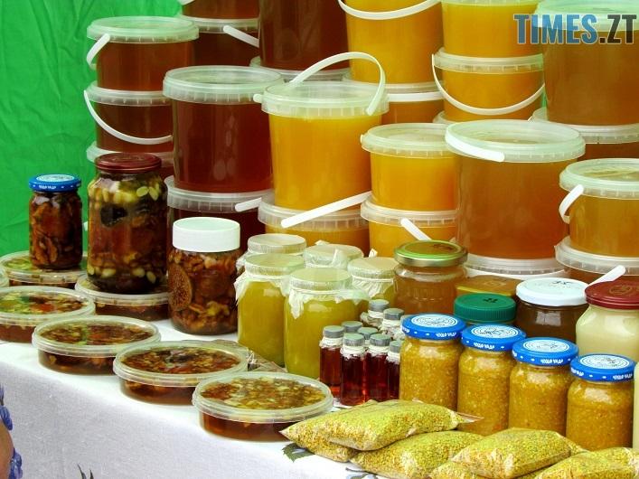 med 8 - Вперше за 10 років у Житомирі відбувся обласний ярмарок меду (ФОТО)