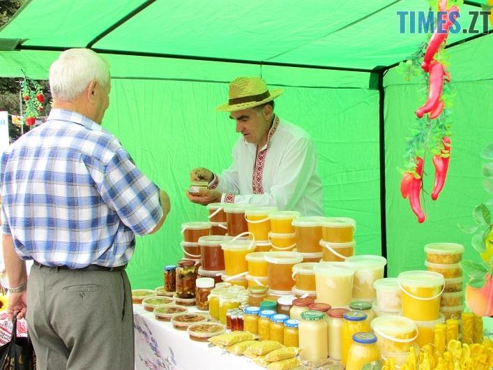 med 9 - Вперше за 10 років у Житомирі відбувся обласний ярмарок меду (ФОТО)