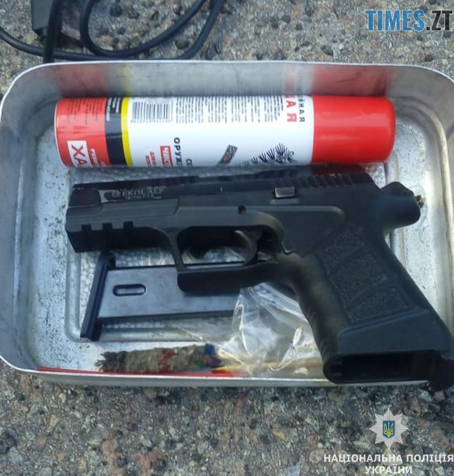 pistolet 2 m - Студентку, яку розшукували у соцмережах, вбили через помсту, – поліція