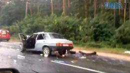 prev23 10 03 260x146 - На Бердичівській трасі зіткнулись два легковики: загинув чоловік