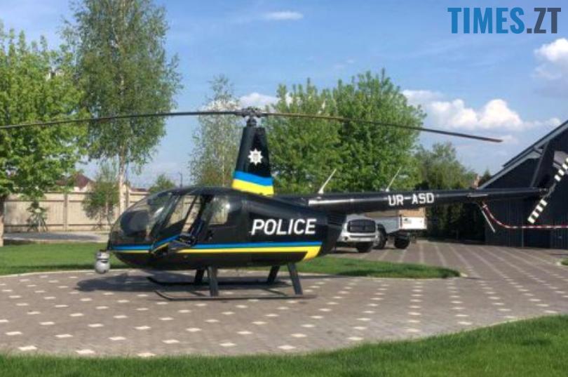 """vert20 23 19 - """"Копи"""" на """"вертушках"""": На кого полюватиме вертолітна поліція України"""