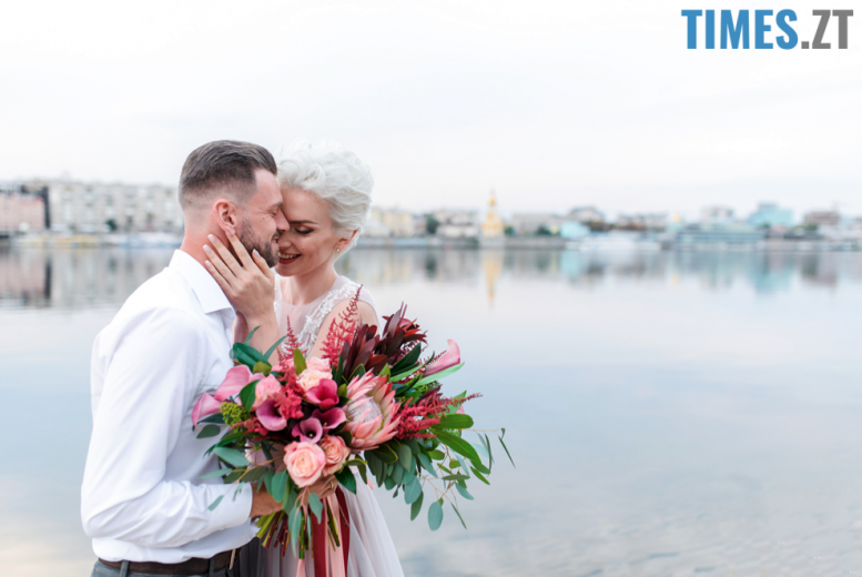 wed5 - На восьмому небі: В Житомирі одружилися 30 пар на щасливу дату 8.08.18