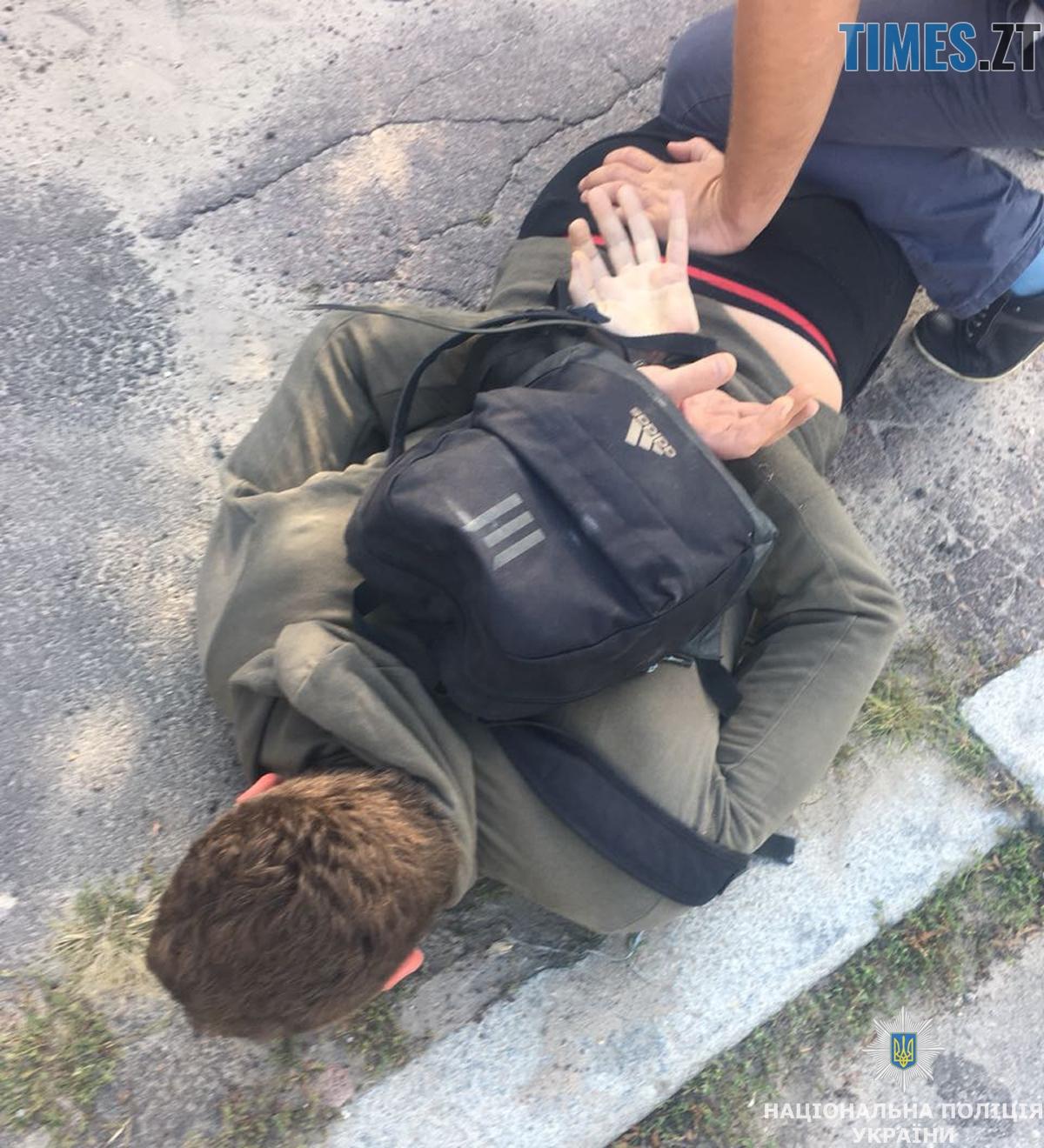zatrymanyy 2 m - Студентку, яку розшукували у соцмережах, вбили через помсту, – поліція