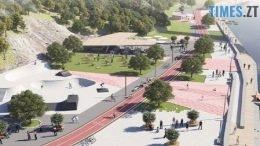 260x146 - Набережна за 30 мільйонів: у Житомирі планують розпочати будівництво спортивно-культурного простору вже у 2019 році
