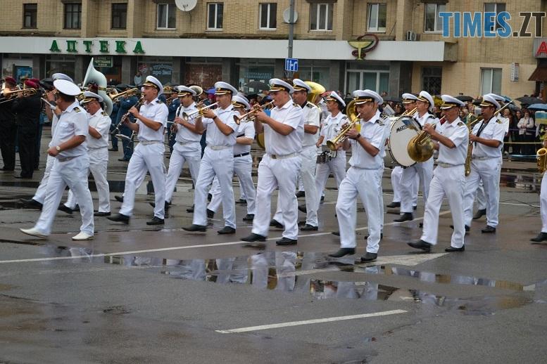 19 - Танцюють діти у калюжах, оркестри грають під дощем: День Житомира–2018 (ФОТО, ВІДЕО)