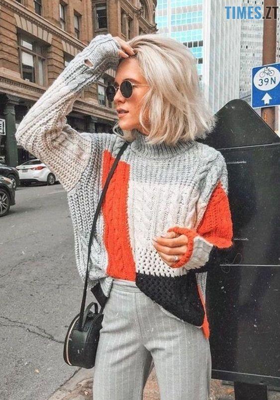 2 4 - Тренди в моді 2018: що вдягнути цієї осені, аби бути в тренді