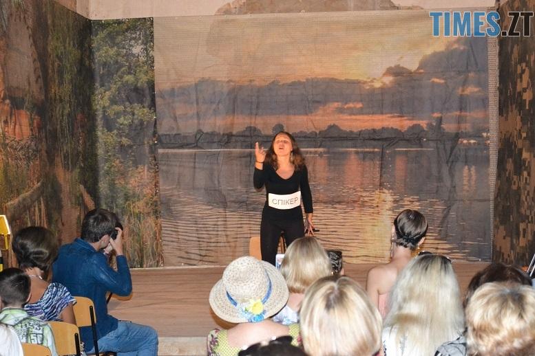 7 - «Котляревський переписав Вергілія, а ми переписали Котляревського!», – автор сценарію про виставу, презентовану у Житомирі (ФОТО, ВІДЕО)