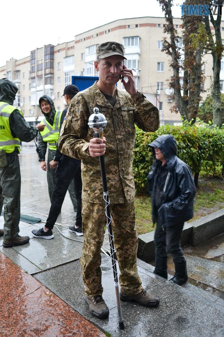 8 2 - Танцюють діти у калюжах, оркестри грають під дощем: День Житомира–2018 (ФОТО, ВІДЕО)