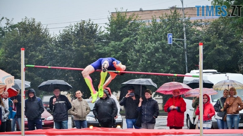 зі стрибків - Бердичівлянине змогли обійти суперників у традиційному турнірі зі стрибків у висоту імені Лонського (ФОТО)