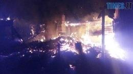 1 1 260x146 - Під час пожежі на Житомирщині загинула жінка та постраждали двоє її дітей