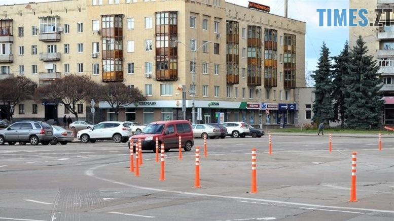15224064 - Які вулиці Житомира будуть перекриті на День міста: перелік