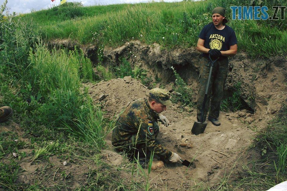 19665172 755421574629227 5078545930782234379 n - 100 років потому: в Шумську досі знаходять закатованих жертв «Червоного терору» (ФОТО)