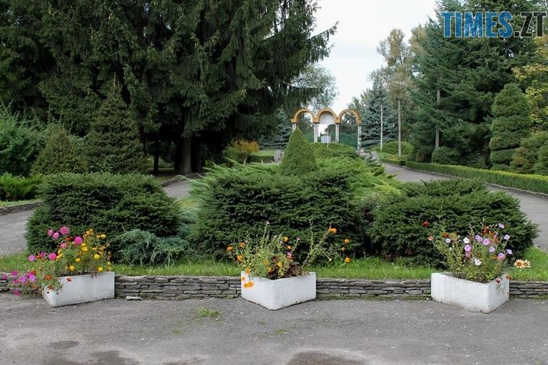 1aaaagrogroshi1 - За понад півтора мільйона гривень в Ботанічному саду відновили водойми (ФОТО)