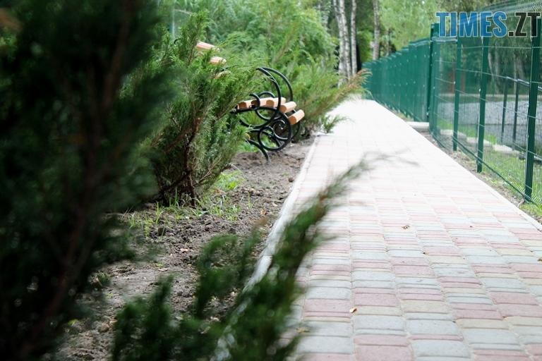 1aaaagrogroshi11 - За понад півтора мільйона гривень в Ботанічному саду відновили водойми (ФОТО)