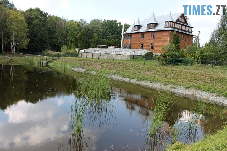1aaaagrogroshi6 - За понад півтора мільйона гривень в Ботанічному саду відновили водойми (ФОТО)