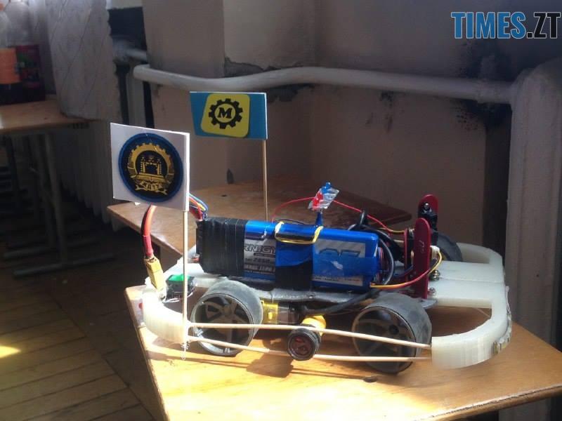 4 - Безпілотні автомобілі, промислові роботи та 3D голограми: новинки на  SpaceTechFest 2018 (ФОТО)