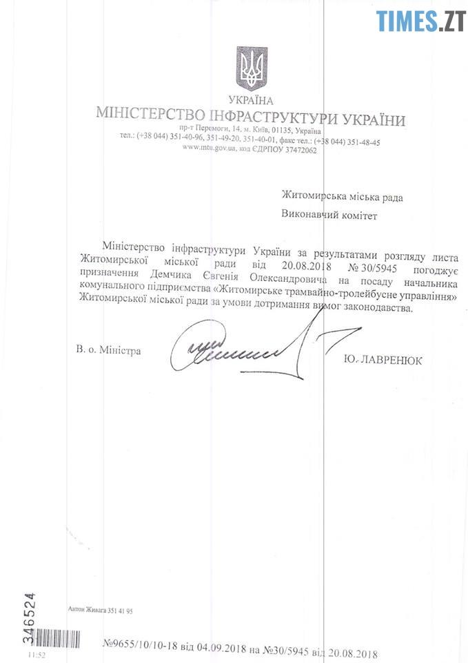 40903473 2653969641495070 2508617181286105088 n - Житомирське ТТУ може очолити колишній заступник міського голови (ДОКУМЕНТ)