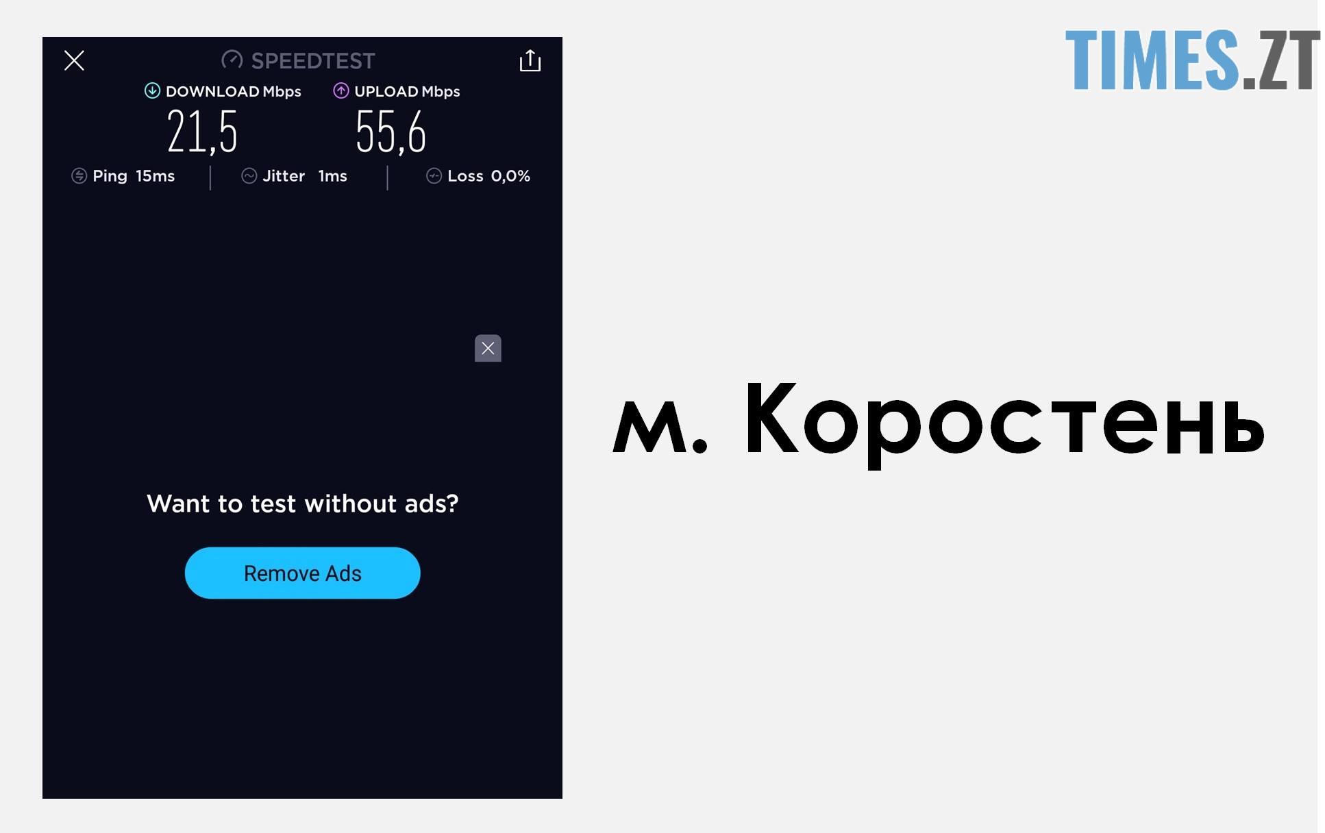 42044442 401518587050592 9004715067131822080 n - Зловимо 4G разом: що не так із сигналом в Житомирській області