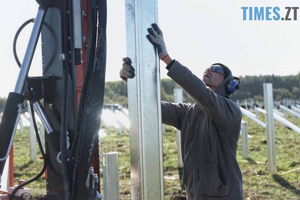 42510146 2032906680093077 9161237780070662144 n - На Житомирщині почали будівництво сонячної електростанції за 17 мільйонів євро (ФОТО)