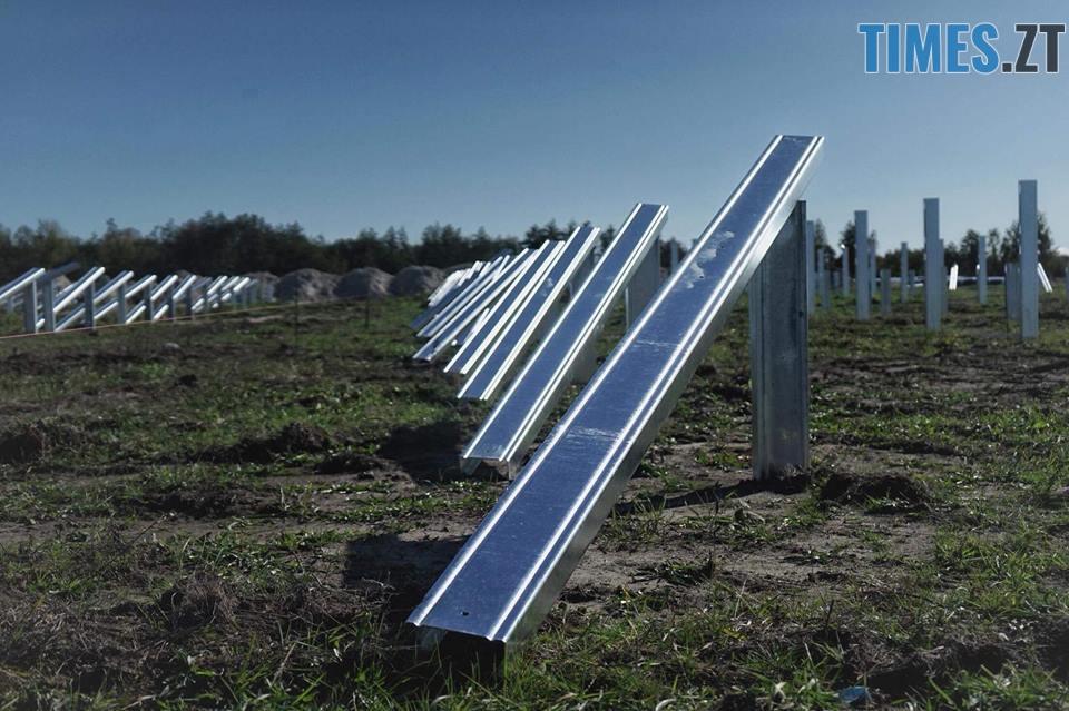 42513388 2032906263426452 4806231436887588864 n - На Житомирщині почали будівництво сонячної електростанції за 17 мільйонів євро (ФОТО)