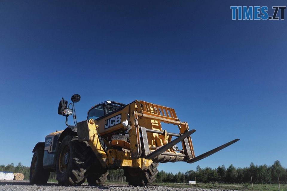 42556433 2032906956759716 6120513471235751936 n - На Житомирщині почали будівництво сонячної електростанції за 17 мільйонів євро (ФОТО)