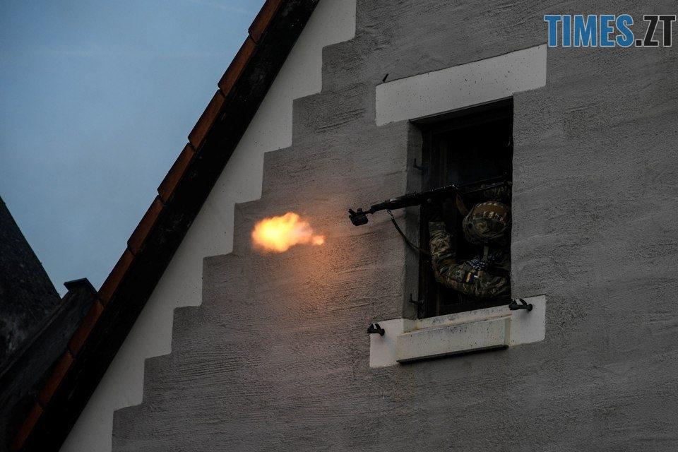 42592045 1094100300759226 7796979721014607872 n - #SaberJunction18: бійці 95-ки понад 4 години утримували оборону Убенсдорфа в Німеччині (ФОТО, ВІДЕО)