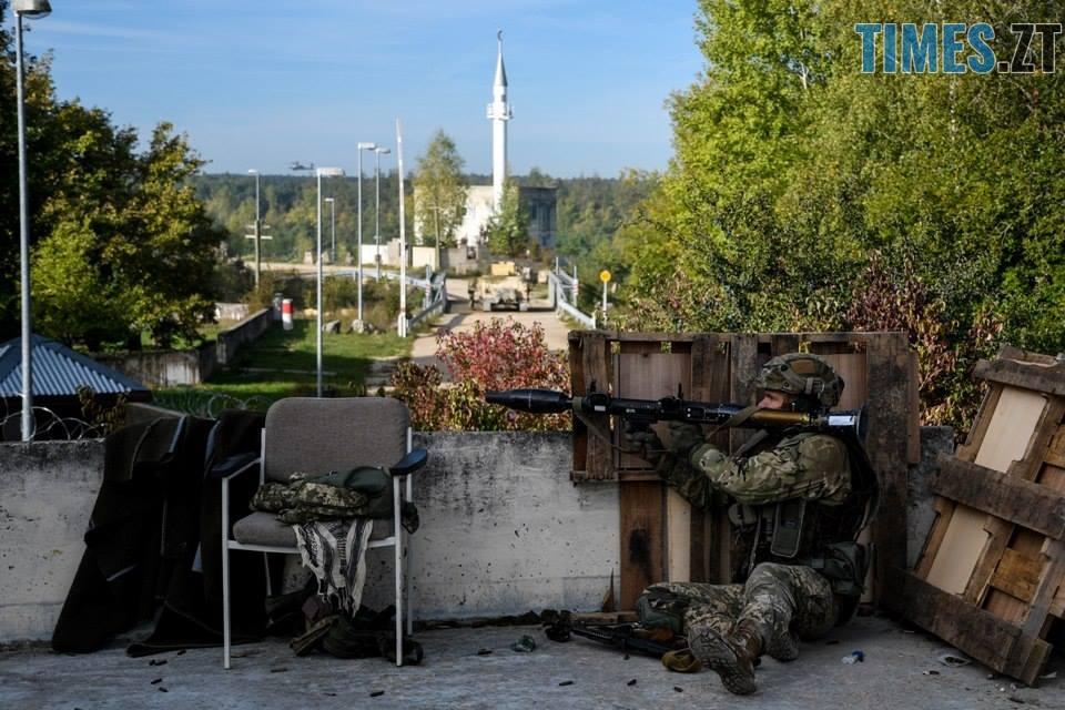 42608150 1094101567425766 3770580247611703296 n - #SaberJunction18: бійці 95-ки понад 4 години утримували оборону Убенсдорфа в Німеччині (ФОТО, ВІДЕО)