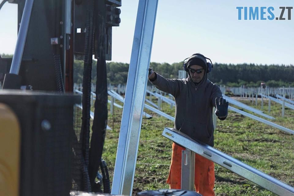42617427 2032906663426412 3017749948948021248 n - На Житомирщині почали будівництво сонячної електростанції за 17 мільйонів євро (ФОТО)