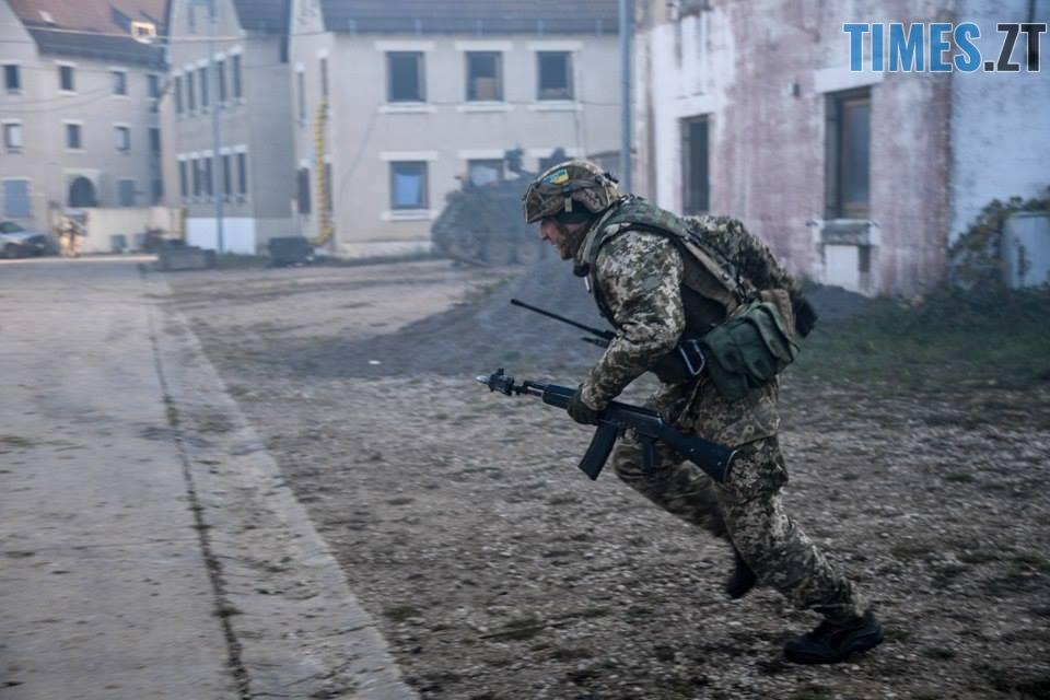 42619662 1094100374092552 5968905631107645440 n - #SaberJunction18: бійці 95-ки понад 4 години утримували оборону Убенсдорфа в Німеччині (ФОТО, ВІДЕО)