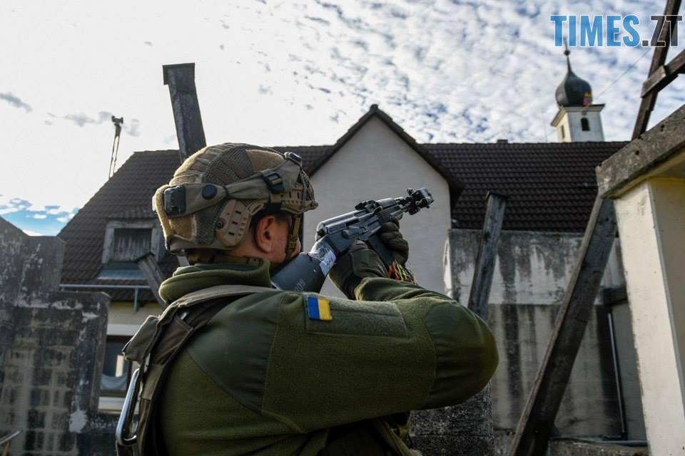 42636061 1094102017425721 856269556581138432 n - #SaberJunction18: бійці 95-ки понад 4 години утримували оборону Убенсдорфа в Німеччині (ФОТО, ВІДЕО)
