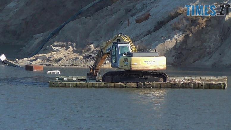 4886 - У суді розглянуть справу підприємства, яке незаконно видобуло піску майже на 200 мільйонів гривень