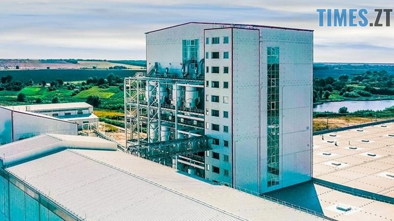 4e4f02e6 3c63 4dc6 a731 dd28f7e59e42 - Завод, який інвестори будували у Почуйках 4 роки, розпочав працювати
