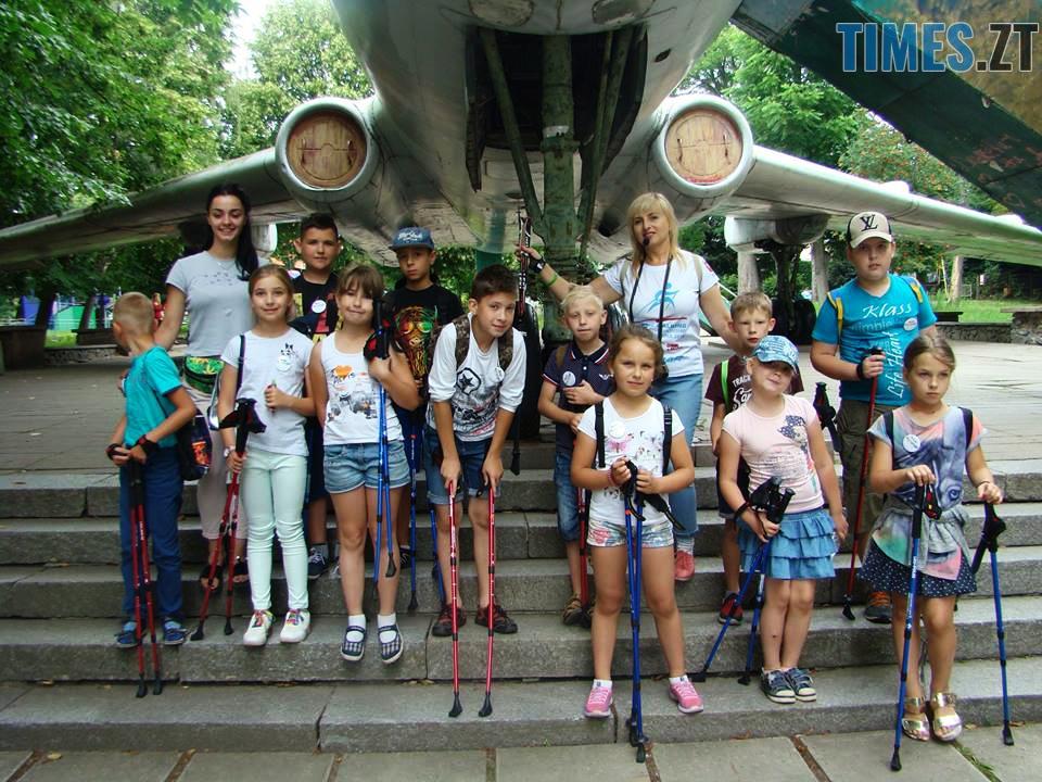 943049 - У Житомирі відбудуться перші змагання зі скандинавської ходьби (ФОТО)